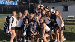 Marian tennis 2019