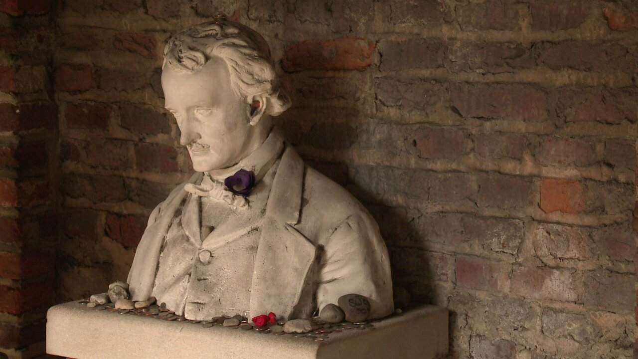 Meet the man keeping Edgar Allan Poe's legacy alive in Richmond