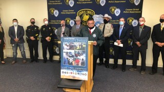 Multiple law enforcement agencies team up to reduce crime