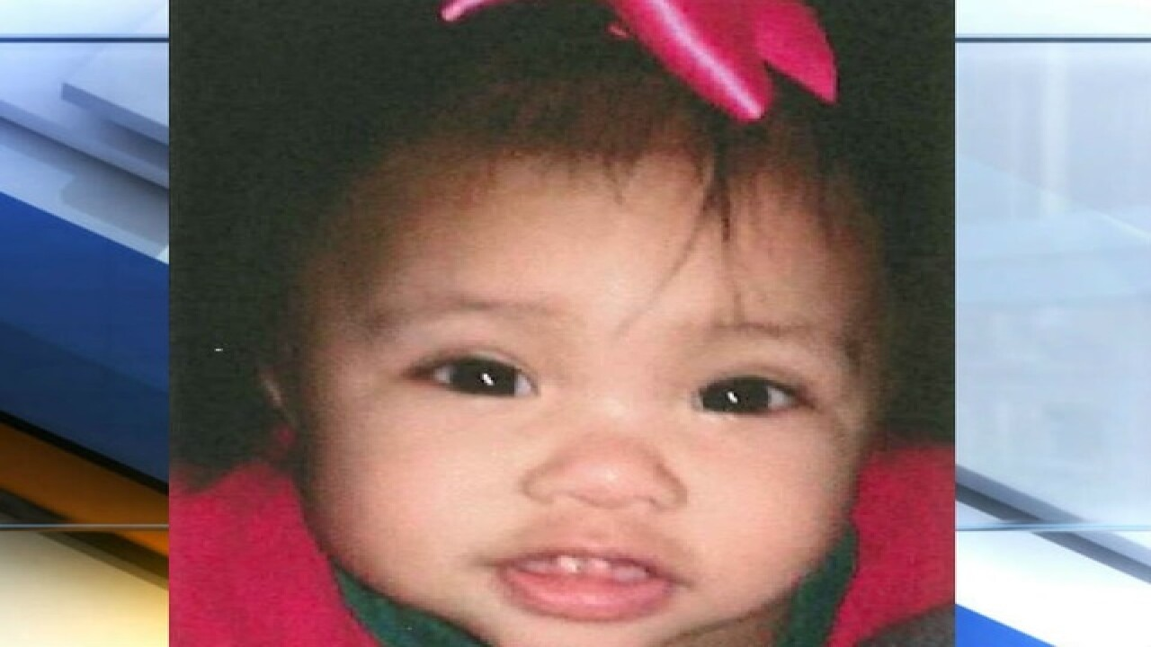 IMPD looking for 17-month-old feared abducted