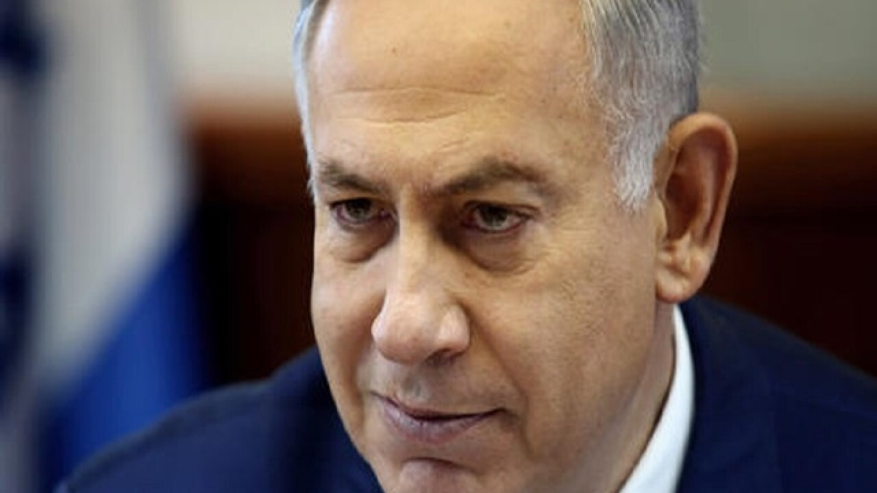 Israeli defense minister announces resignation