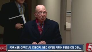 Former Official Censured For 'Misconduct' Involving Nashville DA