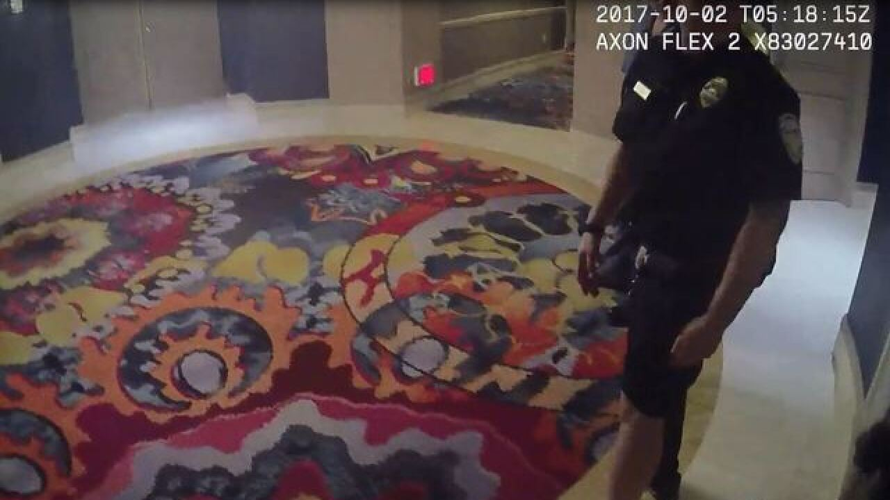 Police release more 1 Oct. video, audio files