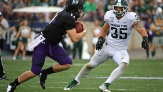 Michigan State LB Joe Bachie tests positive for performance-enhancing substance, declared ineligible