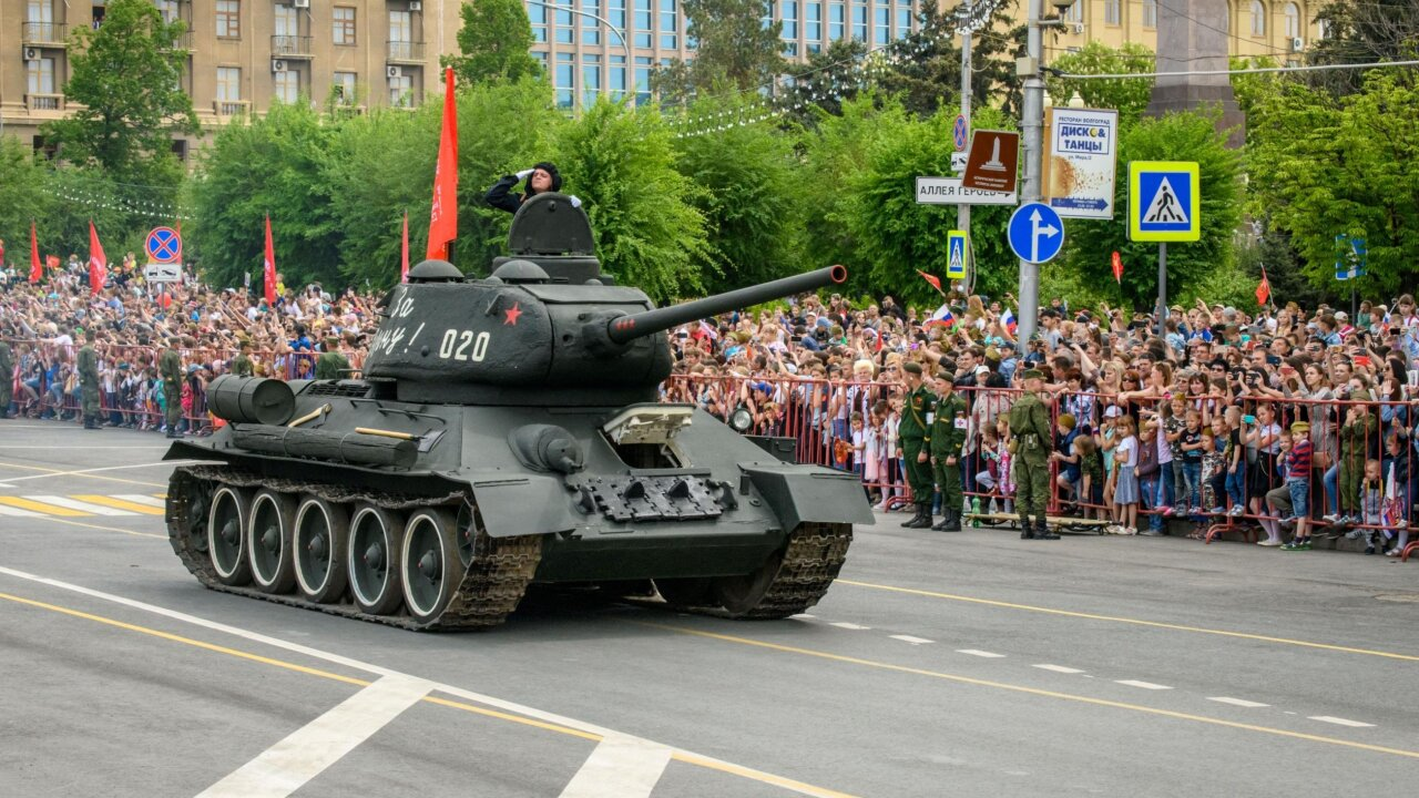 Why Russia is getting back 30 World War II tanks from Laos