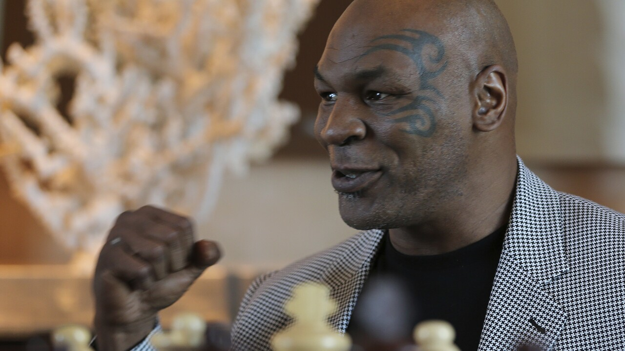 Boxing legend Mike Tyson returning to fight Roy Jones Jr., in 8-round exhibition