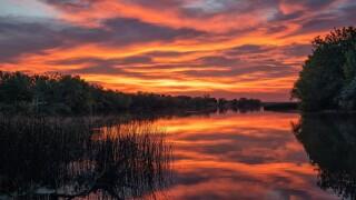 Bruce Hausknecht Quail Lake sunrise.jpg