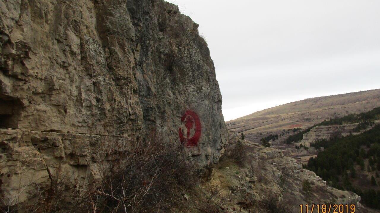 FWP seeking information on Great Falls vandalism