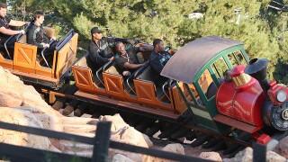 Disney World's Big Thunder Mountain Railroad can help pass kidney stones, study claims