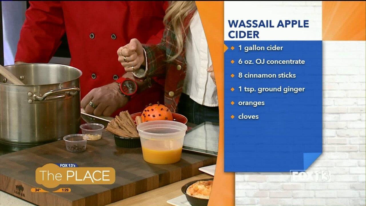 Wassail Apple Cider Recipe from LastCourse
