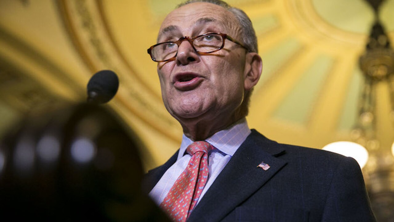 Schumer calls on feds to speed study of herbicide in foods