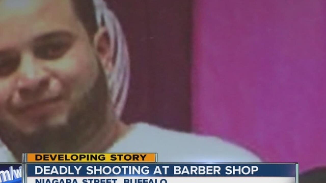 Ohio police nab suspect in barber shop slaying