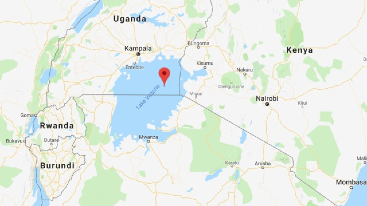 At least 86 dead in Lake Victoria boat accident, officials say