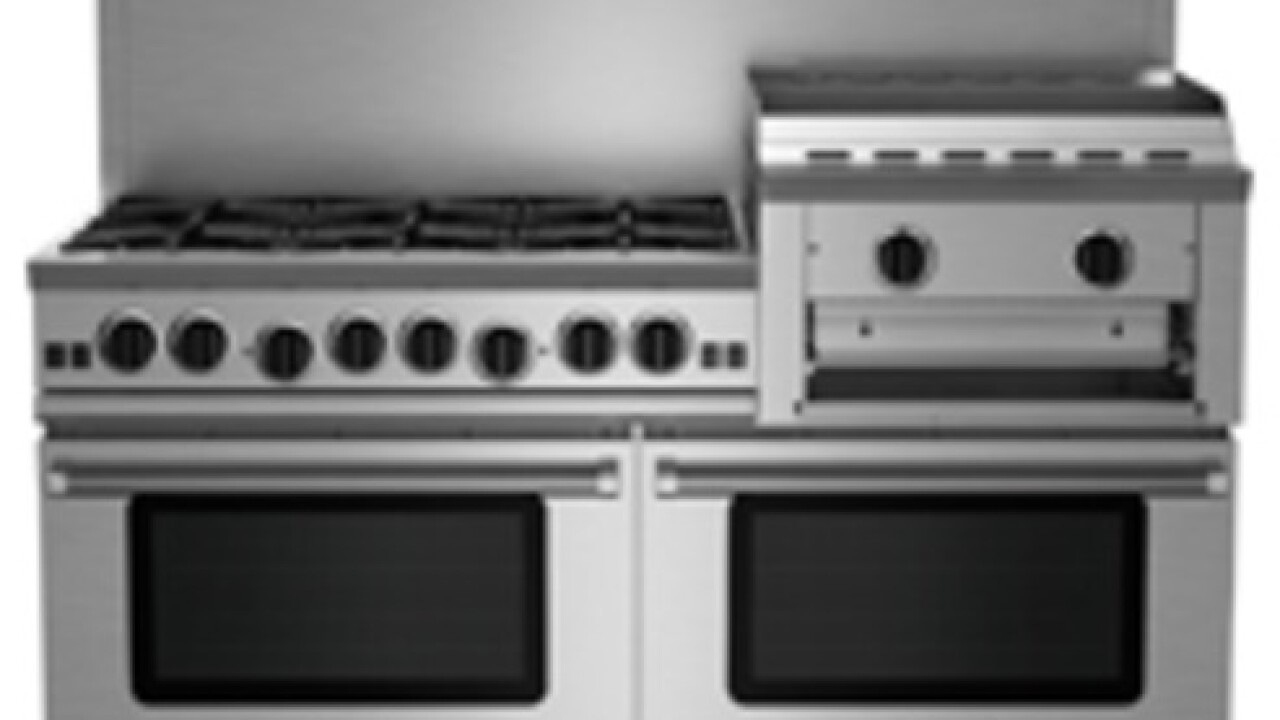 Certain gas ranges, wall ovens recalled