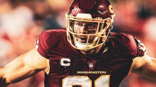 Ryan Kerrigan (Courtesy: Twitter)