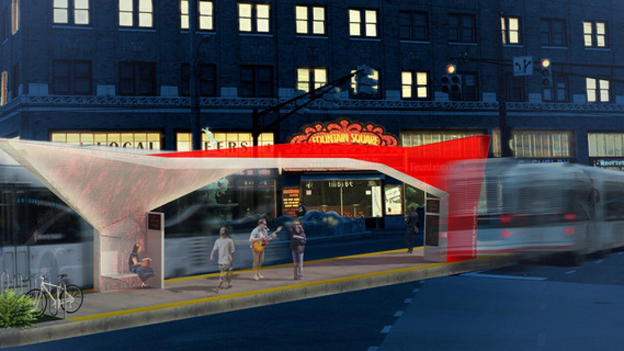 VOTE: Renderings of Red Line stops