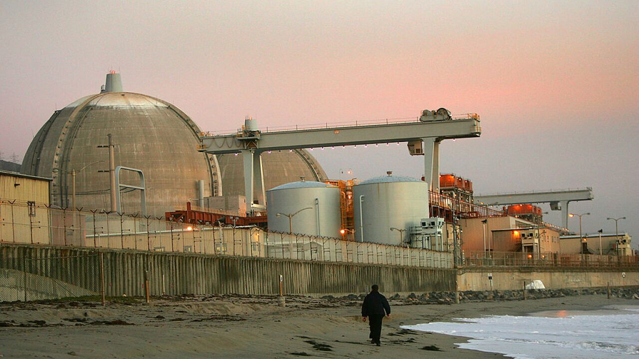 Future Uncertain For Nuclear Energy In California