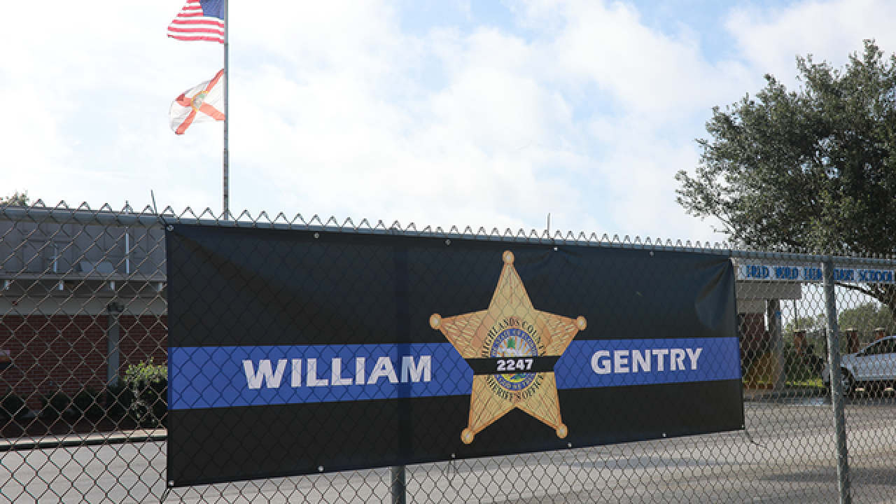Fallen Highlands County Deputy laid to rest