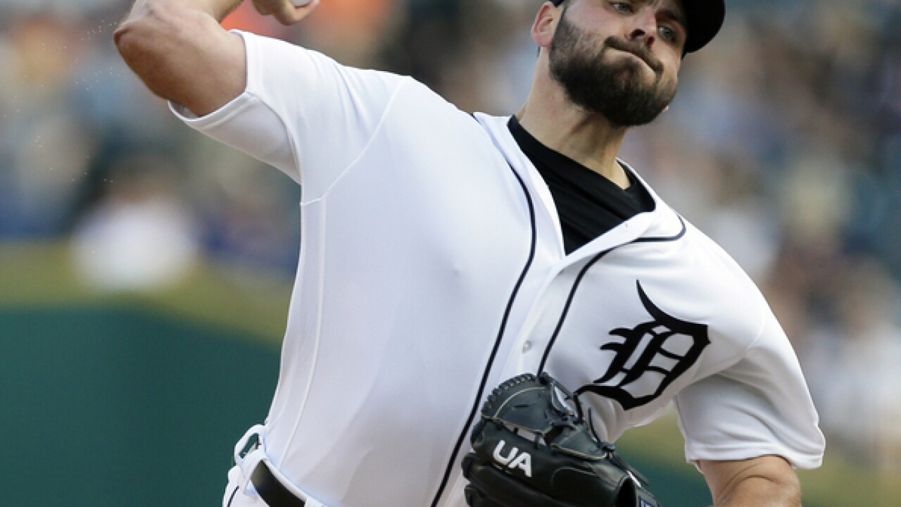 Michael Fulmer close to returning to Tigers