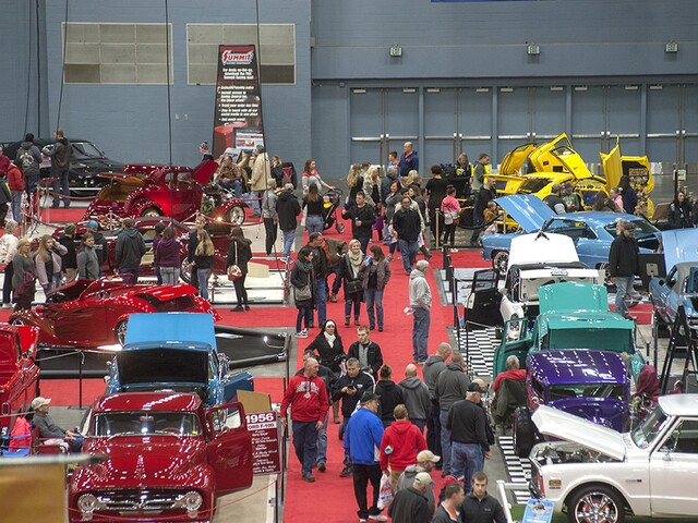 Cavalcade Of Customs >> 2018 Cavalcade Of Customs Car Show In Ohio
