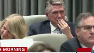 Photos: N.C. congressional candidate brought to tears during son's voter tamperingtestimony