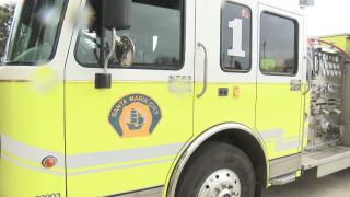 Santa Maria firefighters provide mutual aid in Montecito