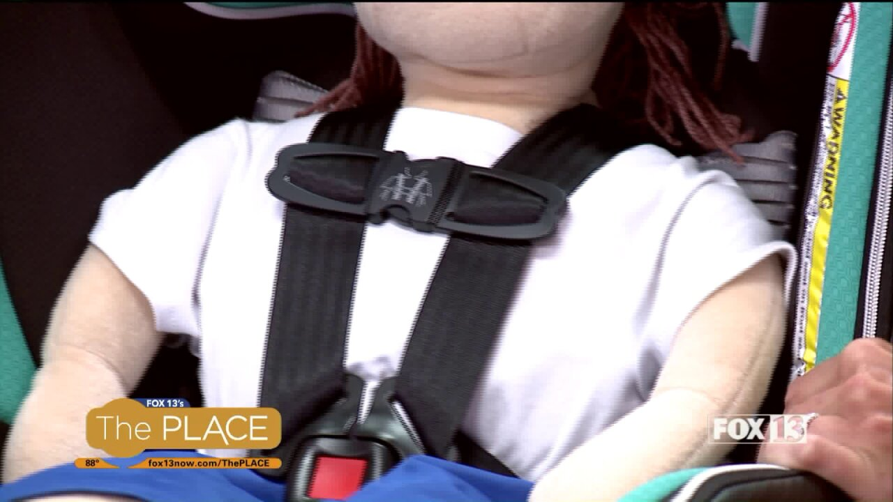5 mistakes parents can make when buckling kids in carseats