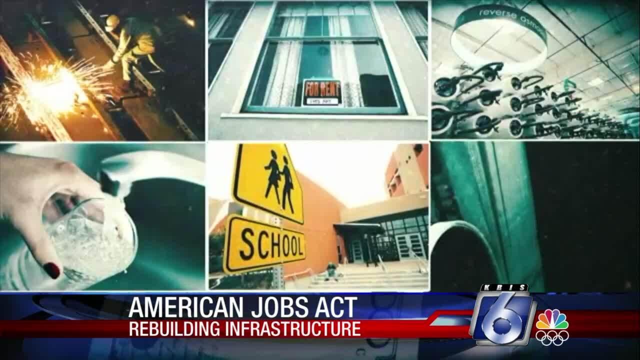 American Jobs Plan