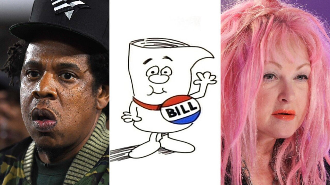 Jay-Z, Schoolhouse Rock, Cyndi Lauper among recordings the Library of Congress is preserving