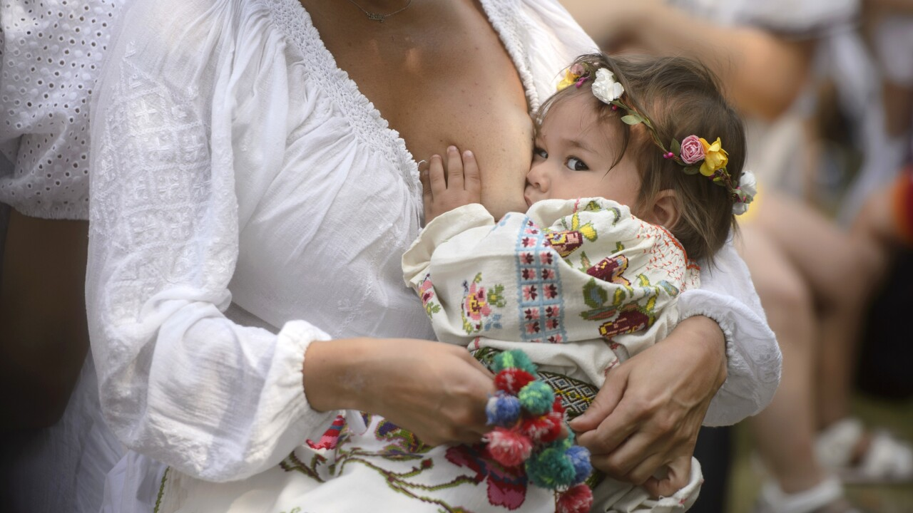 Romania Breastfeeding