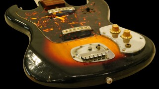 Jimmi Hendrix Guitar