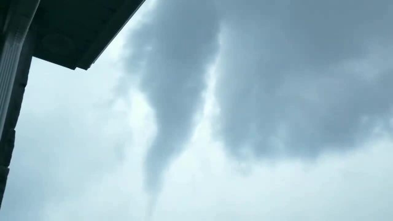 National Weather Service: EF1 tornado confirmed in Fond du Lac County Tuesday