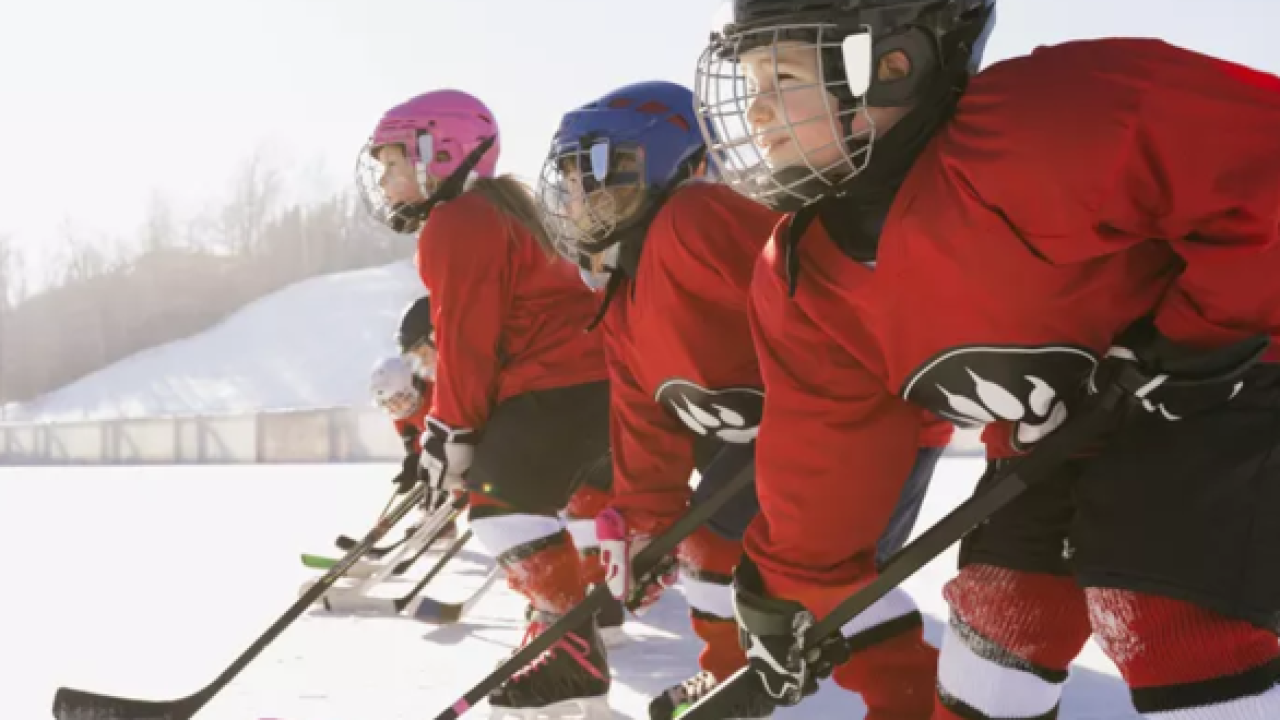Kids In Las Vegas Have Try Hockey For Free Day Offer