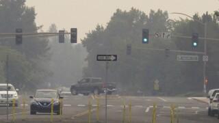 Western Wildfires Nevada Schools