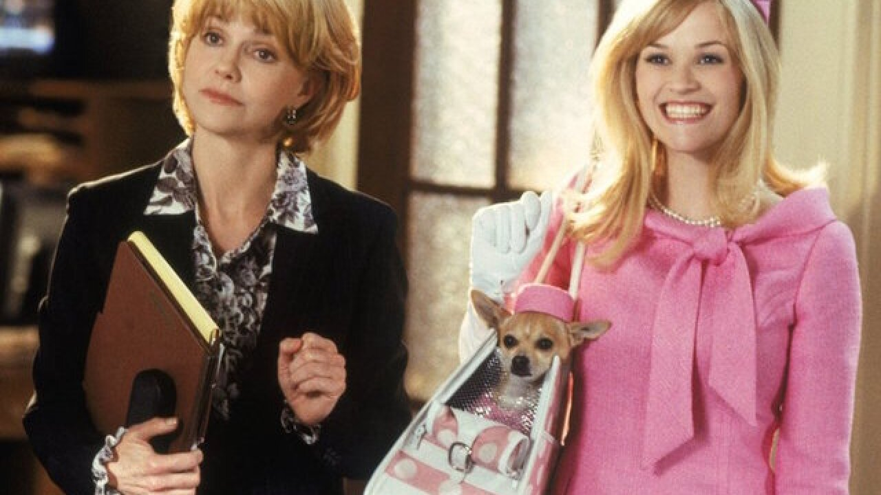 'Legally Blonde 3' is officially happening, Reese Witherspoon says