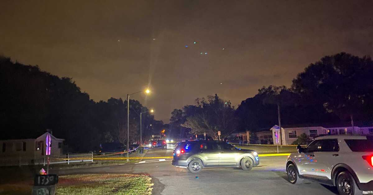 Shooting in Clearwater sends two men to the hospital with injuries