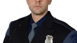 Patrol vehicle tribute planned for late MSP Trooper Caleb Starr