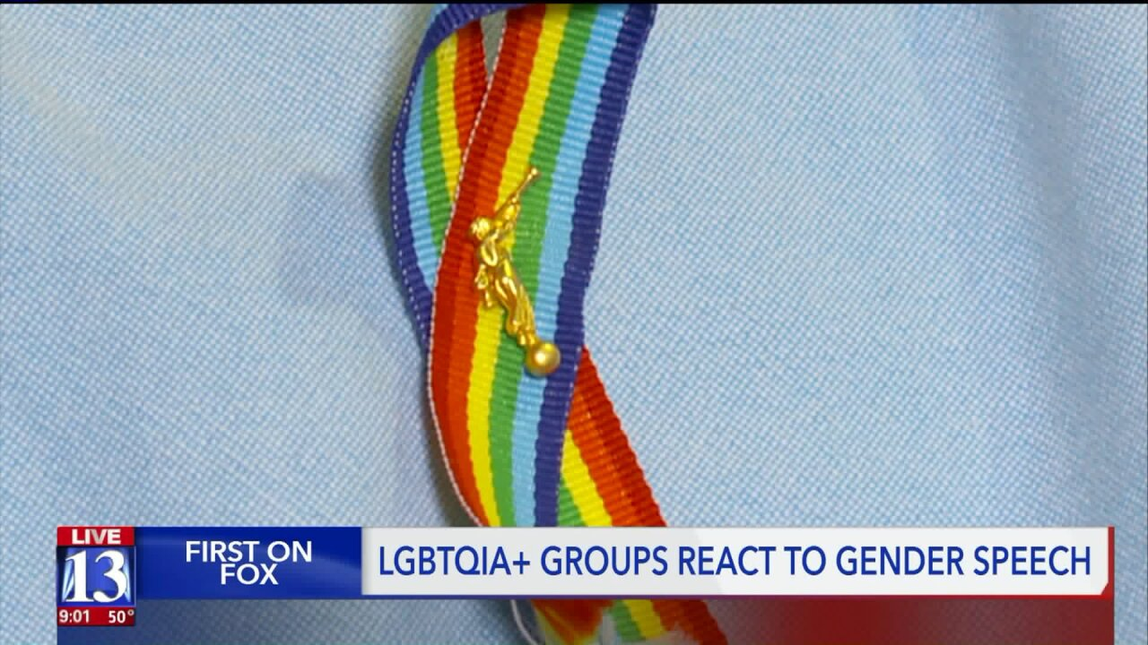 Members of transgender community share concerns about upcoming General Conference