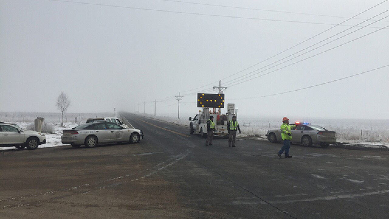 CSP: 2 dead in four-vehicle crash on Highway 52 west of Hudson