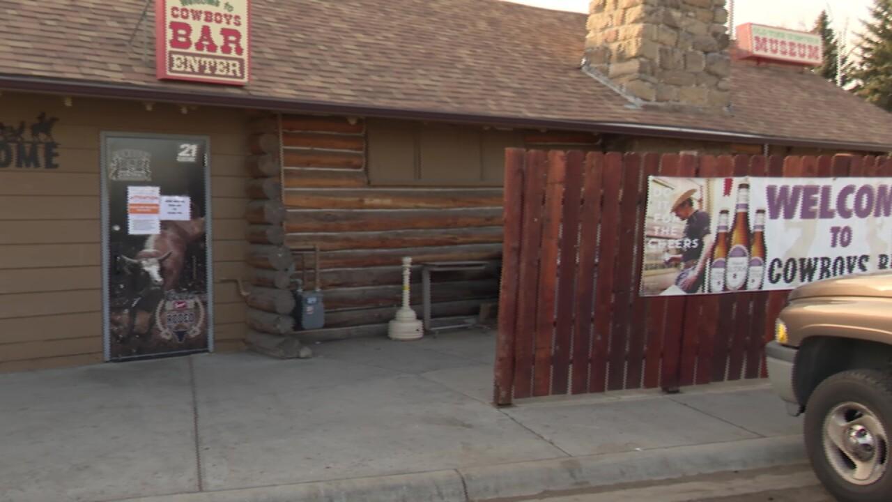 Cowboys Bar in Great Falls