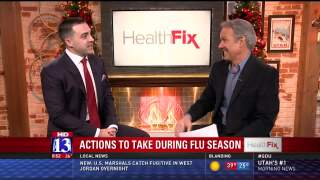 Flu Season—When are your symptomsserious?