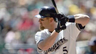Milwaukee Brewers elect Geoff Jenkins to Walk of Fame, three others to walk of honor