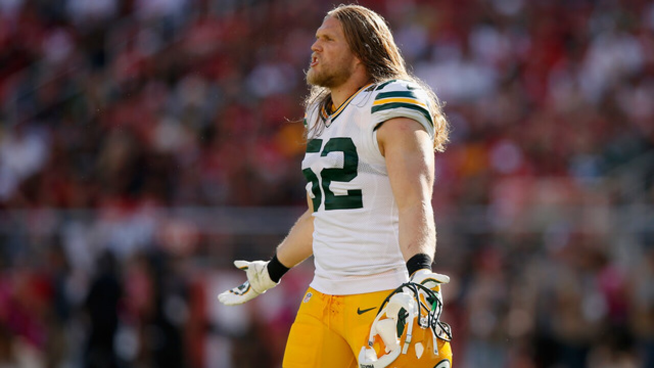 Packers' Clay Matthews weighs in after NFL clarifies QB hits
