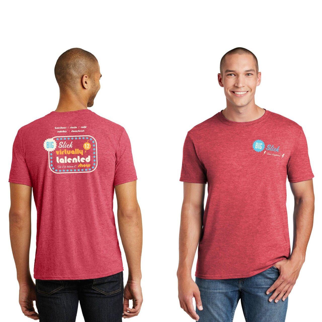 New Big Slick shirt for 2021