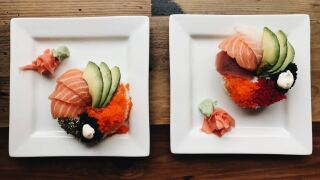 New sushi restaurant swims into Richmond's Scott's Addition neighborhood