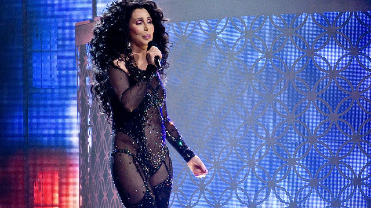Cher to perform in Omaha in May