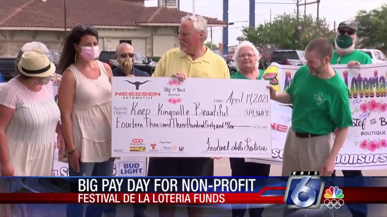 Kingsville's Festival De La Loteria earned big bucks for the city