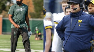 Big Ten Football returns this weekend: Here's how to watch Michigan & Michigan State