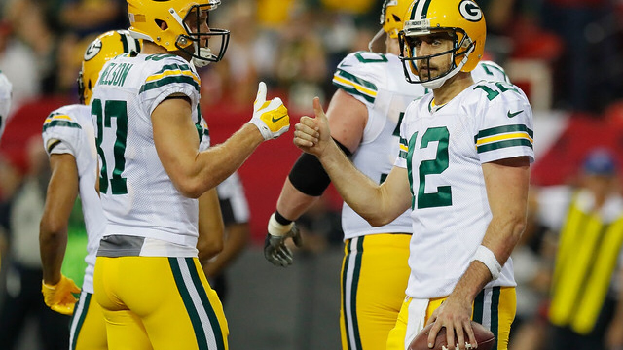 NFL.com ranks five Green Bay Packers among its top 100 list