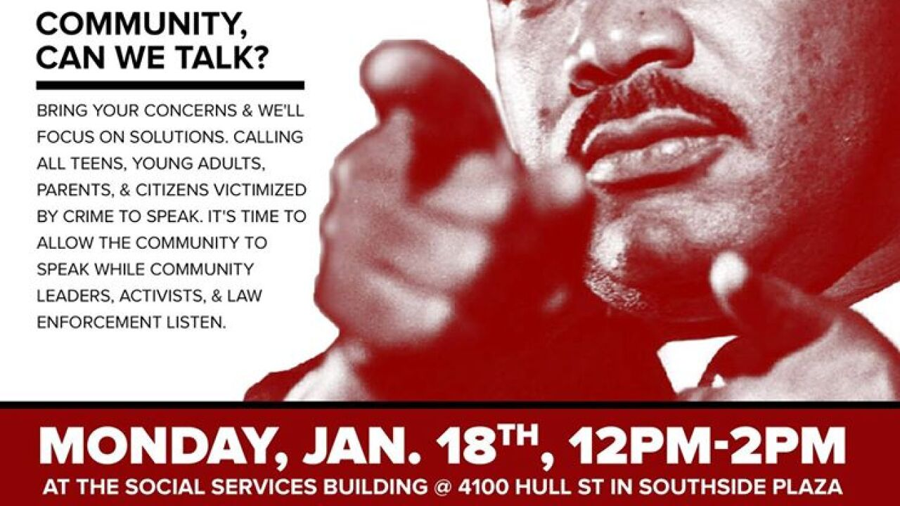 Honoring the Legacy of Dr. Martin Luther King, Jr. – MLK Community Day Events